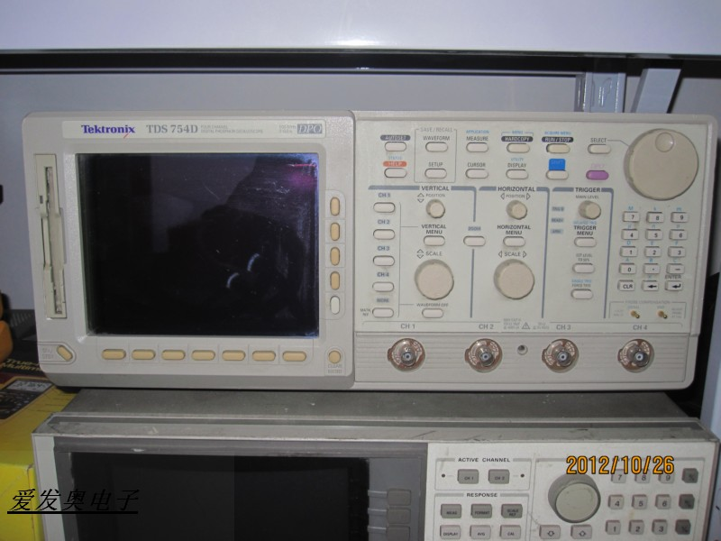 TDS754D二手仪器回收