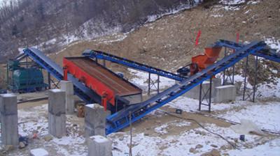 铁矿干选设备