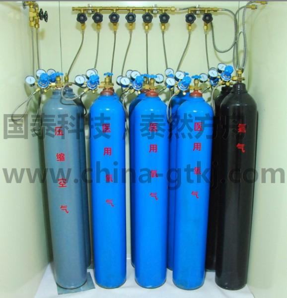 煤矿井下避难硐室医用氧气瓶,空…