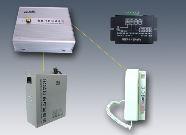 电梯无线对讲系统(GSM)