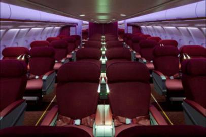 海南航空引进中国内地首架空客330全商务客机