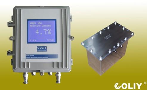 德国柯雷-非接触式在线微波水分仪