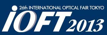 2012年第26届日本东京国际眼镜展览会(2012IOFT)
