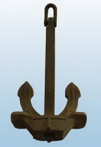 供应 霍尔锚 船锚 船配件