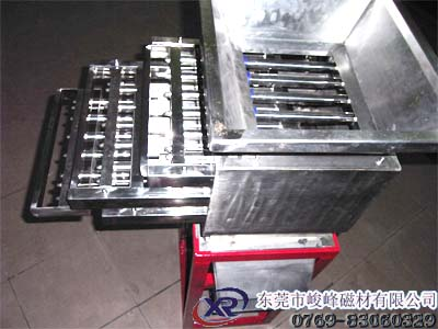 供应抽屉式粉料强力除铁器,粉料过滤器
