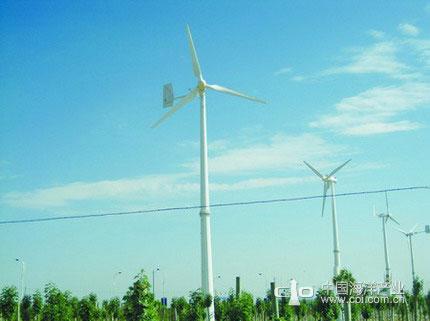 黑龙江风电年发电量首破50亿大关