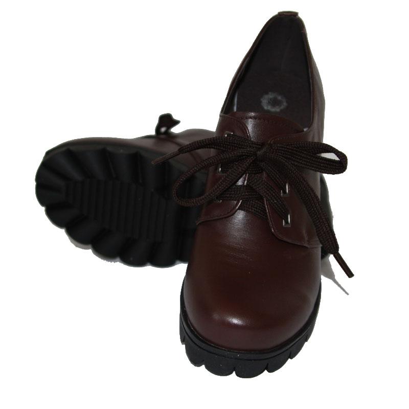 同升和 女士软牛皮休闲鞋 N4129361