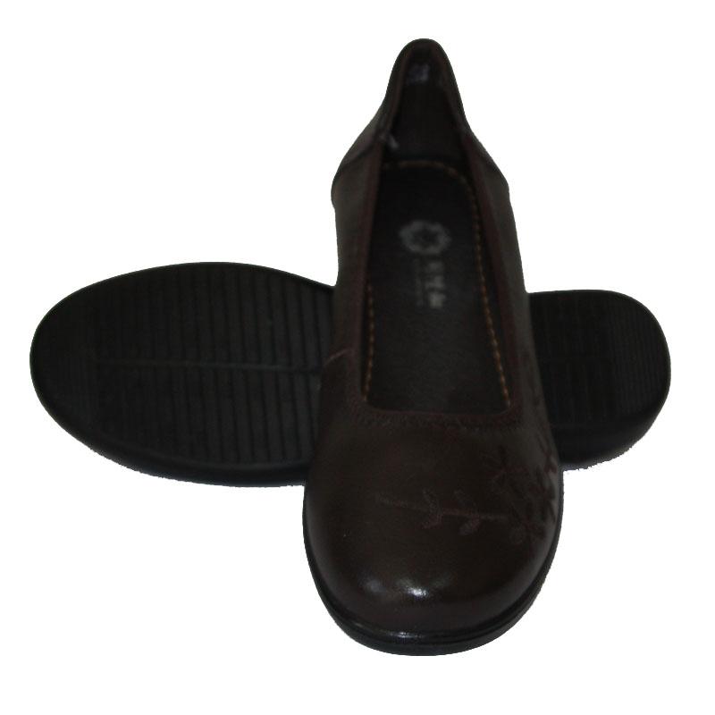 同升和 女士软牛皮休闲鞋 N4045617-2