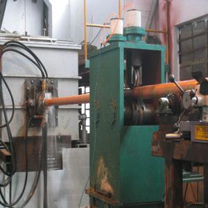 1000MT-3000T铜管抷上引连铸机