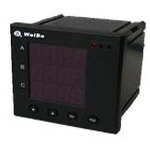 数显三相电压、电流、频率(UIF)组合表