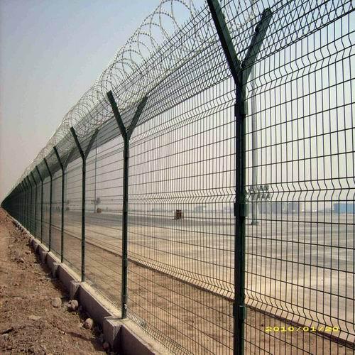 机场防护网、Y型机场防护网生产