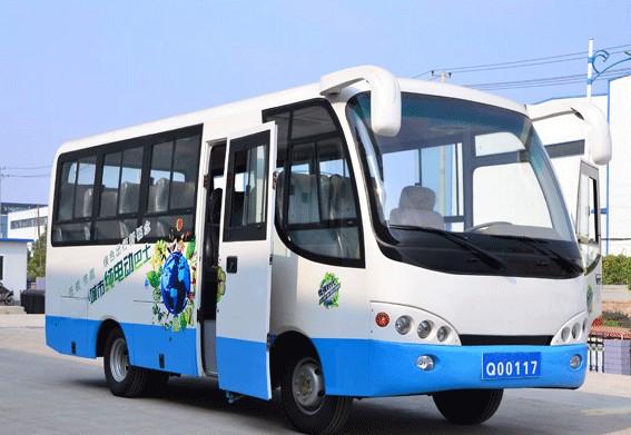18座电动巴士