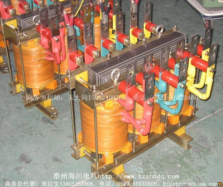 船用启动自耦变压器QZB系列