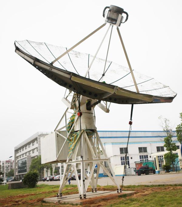 碟式太阳能热发电装备