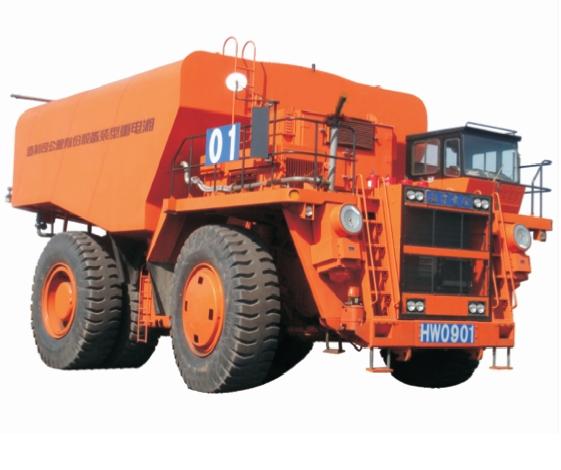 SF31904W大型电动轮自卸车