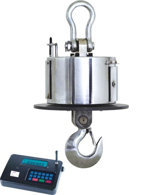 太仓OCS-3T无线耐高温电子吊秤