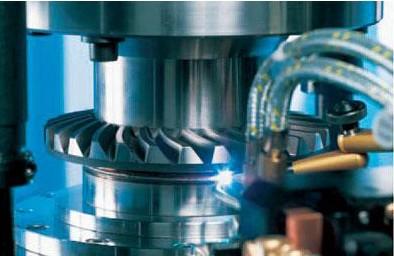 变速箱齿轮焊接