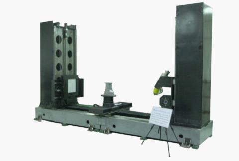 450-225kV双源双探测器CT系统