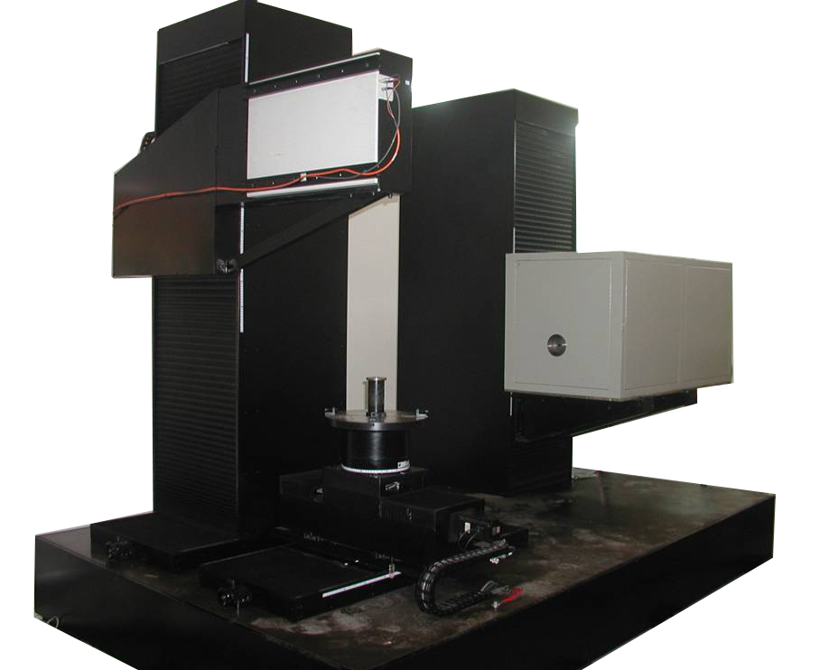 6MeV高能工业CT系统