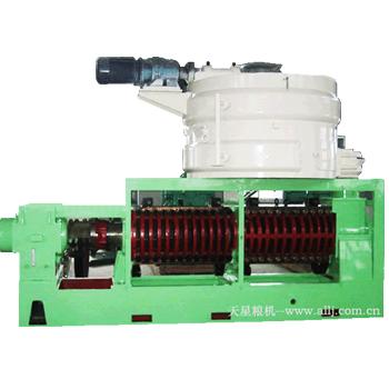 LYZX34型低温螺旋榨油机
