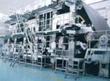 造纸机械-大辊径压榨