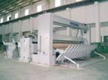 造纸机械-分体式下引纸复卷机