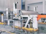 造纸机械-改良型水平式圆筒卷纸机