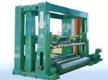 造纸机械-框架式上引纸复卷机