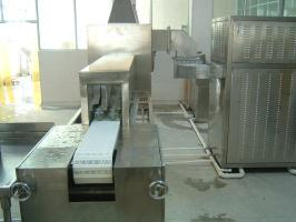 广州志雅微波硫酸镍烘干机