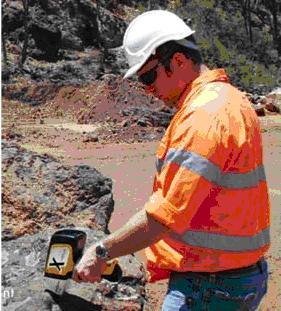 供应美国INNOV-X公司手持野外矿石元素分析仪