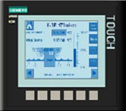 西门子触摸屏6AV6 640-0DA11-0AX0