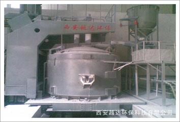 15吨电弧炉