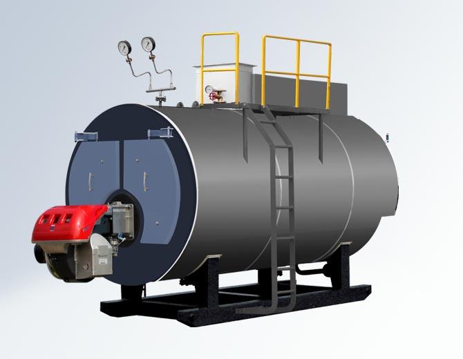 承压热水锅炉 北京金海斯大锅炉有限公司