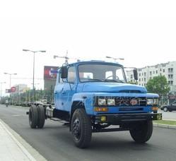 供应消防车专用汽车底盘