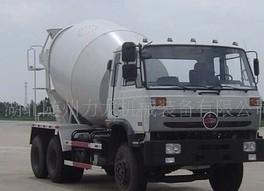 湖北力龙,混凝土搅拌运输车,搅拌车