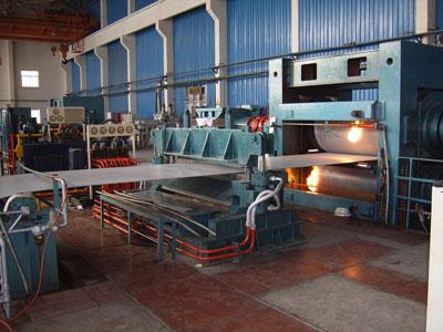 世鑫系列铝铸轧机组