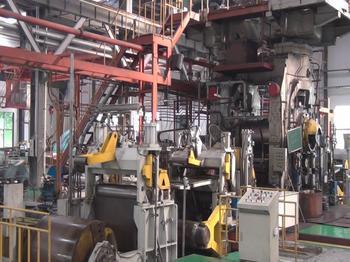 耐磨蚀高机械性热轧机