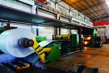 打造高质量精品铸轧机