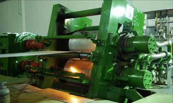 方便快捷低耗铸轧机组