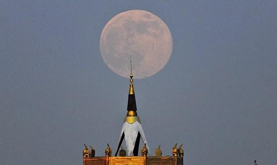 超级月亮,2014再相见
