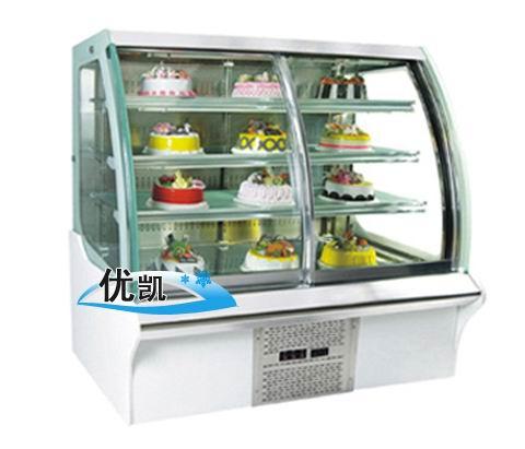 重庆蛋糕展示柜四川厂家,四川/成都单号展示柜销售