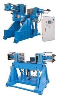 可倾转金属重力铸造机