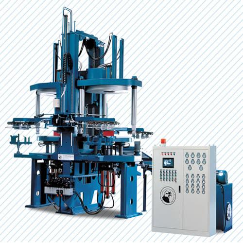 液压轮胎硫化机