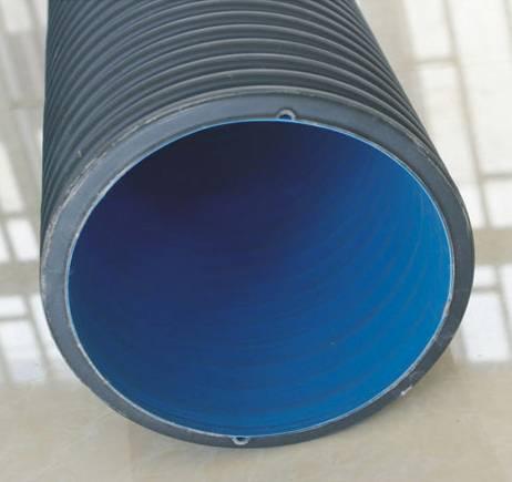 高密度聚乙烯双壁波纹管