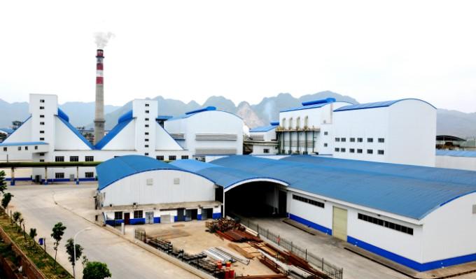糖厂总承包项目