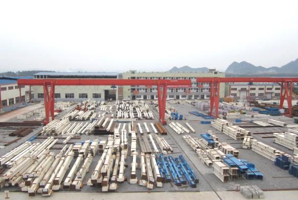 钢结构堆场项目