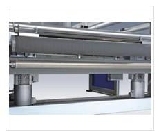 印染机械:主链独立驱动装置