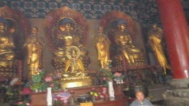 2011年国庆河南太行山之行001)--嵩山少林寺