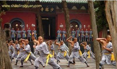 2011年国庆河南太行山之行(003)--嵩山少林寺