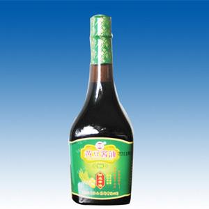 同福永瓶装酱油
